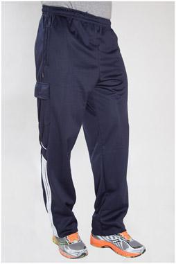 Pantalones, Chandal, 101680, MARINO