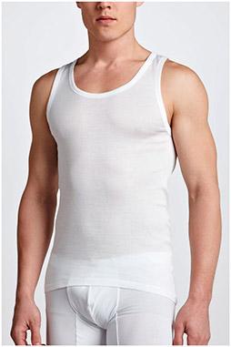 Interior, Camisetas, 101969, BLANCO