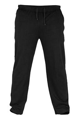 Pantalones, Chandal, 103508, NEGRO