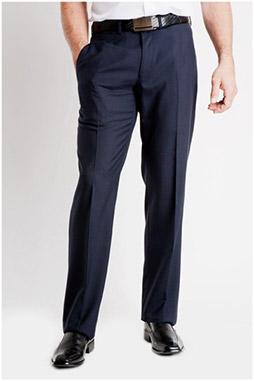 Pantalones, Vestir, 104994, MARINO