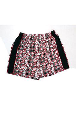 Pantalones, Bañadores, 105724, ROJO