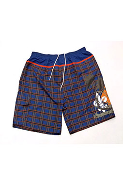 Pantalones, Bañadores, 105728, MARINO
