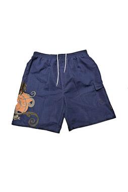 Pantalones, Bañadores, 105736, MARINO