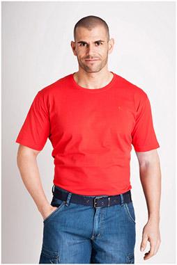 Sport, Camisetas M. Corta, 105835, ROJO