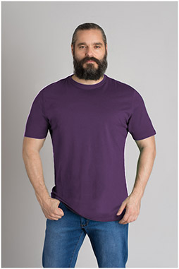 Sport, Camisetas M. Corta, 105835, MORADO