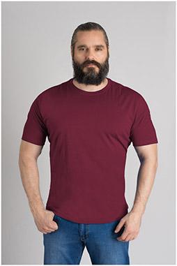 Sport, Camisetas M. Corta, 105835, BURDEOS