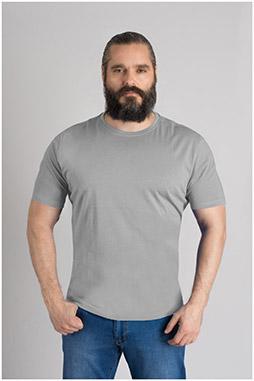 Sport, Camisetas M. Corta, 105835, GRIS MEDIO