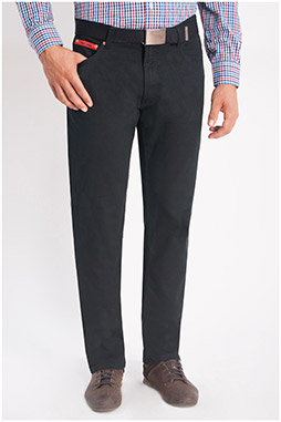 Pantalones, Vaqueros, 105885, NEGRO