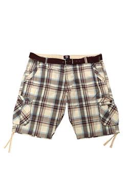 Pantalones, Bermudas, 106011, MARRON