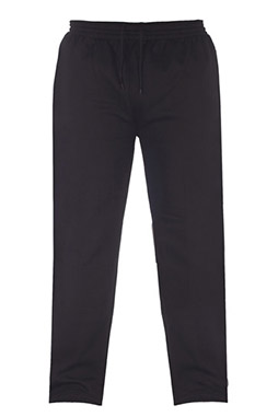 Pantalones, Chandal, 106079, NEGRO