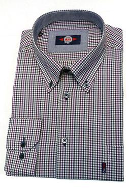 Camisas, Sport Manga Larga, 106177, MORADO