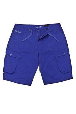 Pantalones, Bermudas, 106443, ROYAL
