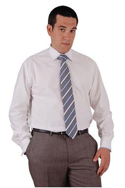 Camisas, Vestir Manga Larga, 106487, CELESTE