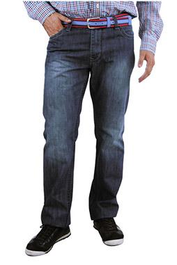 Pantalones, Vaqueros, 106736, INDIGO