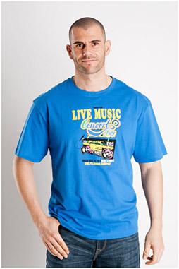 Sport, Camisetas M. Corta, 106847, ROYAL