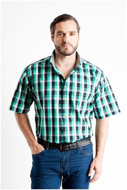 Camisas, Sport Manga Corta, 106852, MENTA