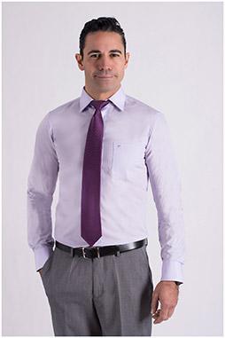 Camisas, Vestir Manga Larga, 106940, MALVA