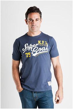 Sport, Camisetas M. Corta, 106980, MARINO