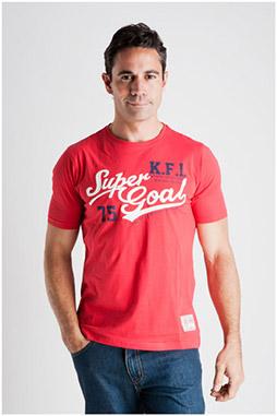 Sport, Camisetas M. Corta, 106980, ROJO