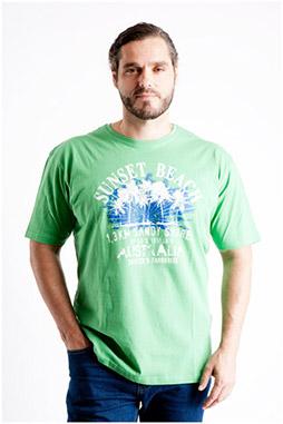 Sport, Camisetas M. Corta, 106993, MENTA