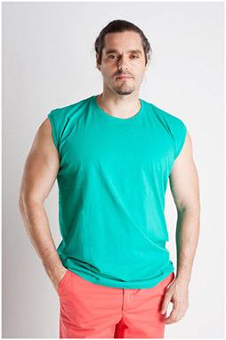 Sport, Camisetas M. Corta, 107001, MENTA
