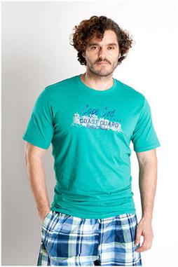 Sport, Camisetas M. Corta, 107063, MENTA