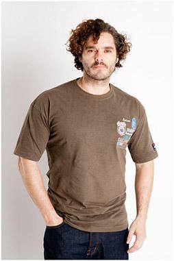 Sport, Camisetas M. Corta, 107068, KAKI
