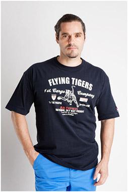Sport, Camisetas M. Corta, 107070, MARINO