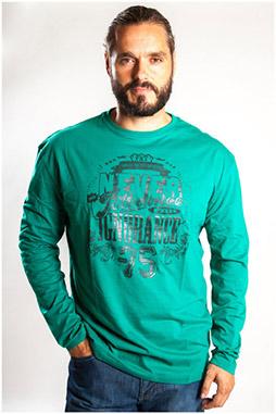 Sport, Camisetas M. Larga, 107095, VERDE