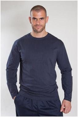 Sport, Camisetas M. Larga, 107097, MARINO