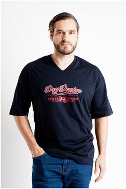 Sport, Camisetas M. Corta, 107117, MARINO