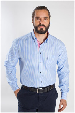 Camisas, Sport Manga Larga, 107157, DUCADOS
