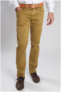 Pantalones, Sport, 107197, MOSTAZA