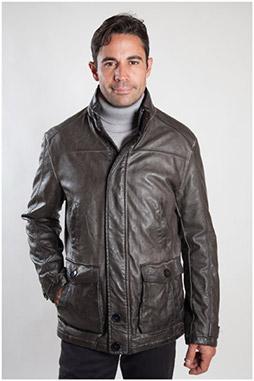 Abrigo, Chaquetones y Piel, 107205, ANTRACITA