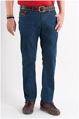 Pantalones, Vaqueros, 107302, INDIGO
