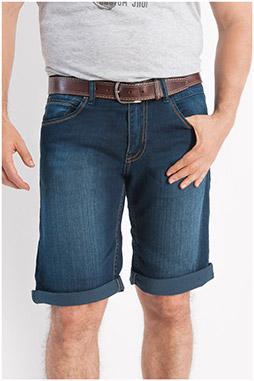 Pantalones, Bermudas, 107306, INDIGO