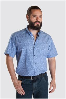 Camisas, Sport Manga Corta, 107338, INDIGO