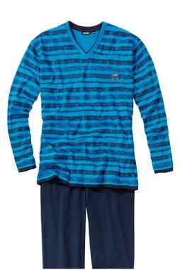 Homewear, Pijama M. Larga, 107384, COBALTO