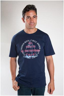 Sport, Camisetas M. Corta, 107479, MARINO
