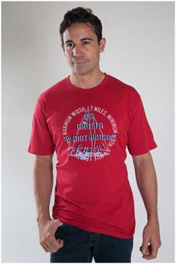 Sport, Camisetas M. Corta, 107479, ROJO