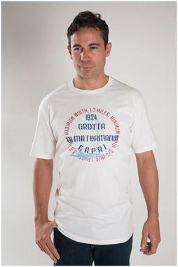 Sport, Camisetas M. Corta, 107479, BLANCO