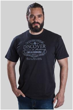Sport, Camisetas M. Corta, 107493, NEGRO