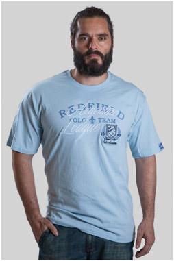 Sport, Camisetas M. Corta, 107494, CELESTE