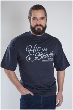 Sport, Camisetas M. Corta, 107501, ANTRACITA