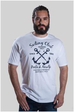 Sport, Camisetas M. Corta, 107516, BLANCO