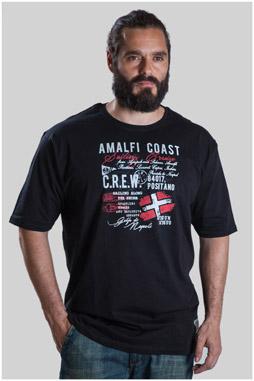 Sport, Camisetas M. Corta, 107518, NEGRO