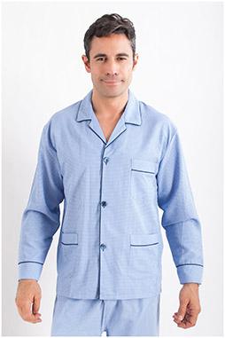 Homewear, Pijama M. Larga, 107611, DUCADOS