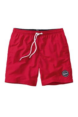 Pantalones, Bañadores, 107632, ROJO