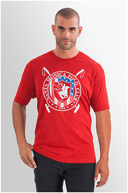 Sport, Camisetas M. Corta, 107690, ROJO