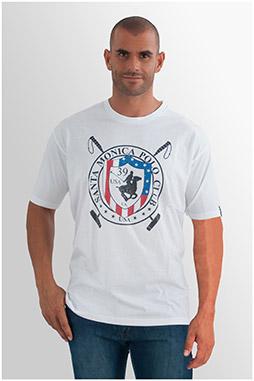Sport, Camisetas M. Corta, 107690, BLANCO